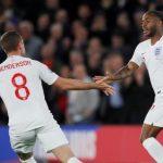Susunan Pemain Inggris vs Kroasia di Euro 2020