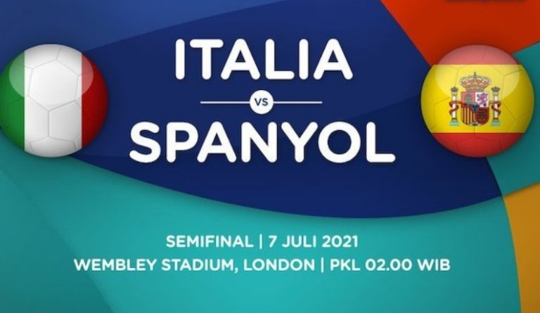 Prediksi Euro: Italia vs Spanyol 7 Juli 2021 - Euro 2020